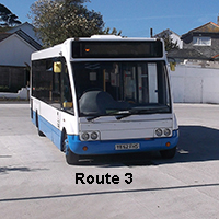 St Ives Buses - Route 3