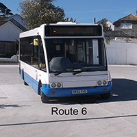 St Ives Buses - Route 6